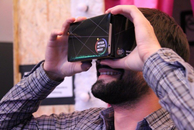 Interactive West Virtual Reality